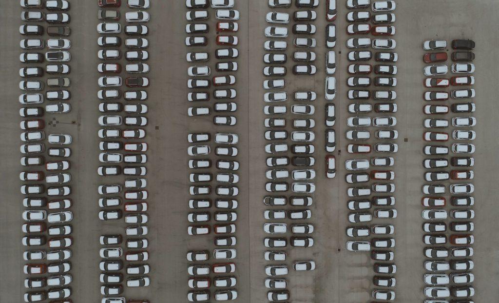 větší výber dovoz aut