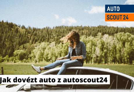 Jak dovézt auto z autoscout24